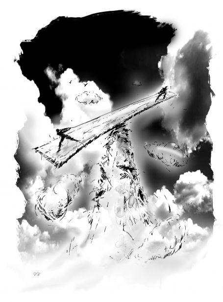 """Конкурсная работа 2012 г. в номинации """"Рисунок"""". Виталий Бондарь, г. Калинковичи, Беларусь."""